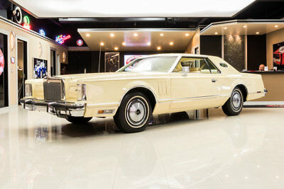 Lincoln Continental Mark V Continental Mark V! 8,923 Original Miles, 400ci V8, C6 Automatic, All Original!