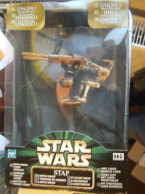 Star Wars Stap And Battle Droid Ovp