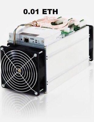 Mining Contract 24 Hours Ethereum 0.01 ETH Processing Speed (GH/s)
