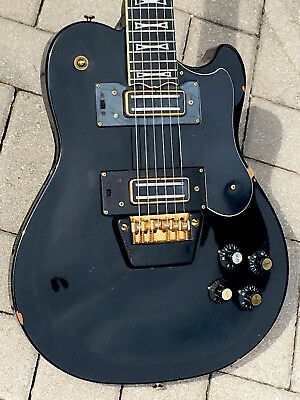 1980 Ovation 1291 UK-II Solid Body so far ahead of its time & so cool !!
