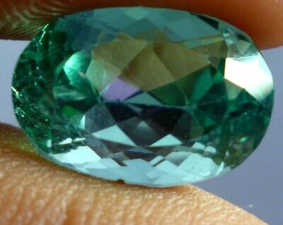 Wow Top Qaulity Lusturus Rich Green Oval cut huge 10 cts from afghan 14X10X10 MM