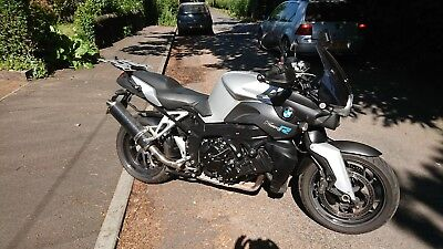 2006 BMW K1200R 23K 12mths MOT Full Service Hist, power commander, carbon exhaus
