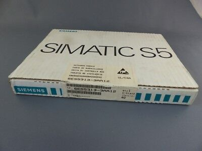 SIEMENS SIMATIC S5 IM313 Monitoring Modul 6ES5 313-3AA12 E-Stand: 2 (5367Z)