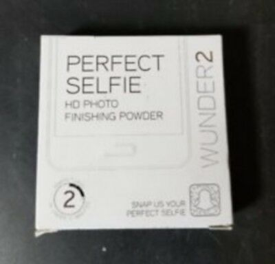 WUNDER2 Perfect Selfie HD Photo Finishing Powder, 7 Gram