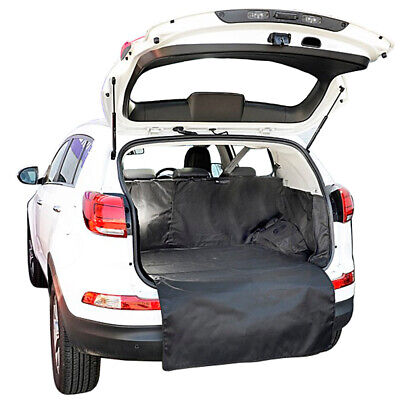 Custom-fit Cargo Liner Trunk Mat for Kia Sportage Generation 3 - 2010-2015 (347)