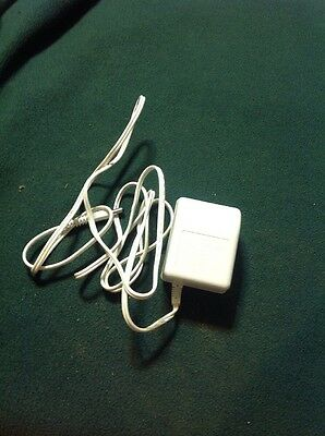 DEX WWU12V-02  Power Adapter OEM Replacement Deluxe Baby Wipe Warmer *TESTED*