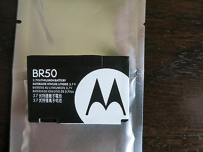New OEM SEALED Battery BR50 for MOTOROLA RAZR V3 V3c V3i V3m V3r V3t from Canada
