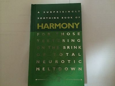 A Surprisingly Soothing Book of Harmony - Jane Purcell