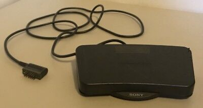 Sony Foot Pedal Control Unit FS-85, Dictation Transcriber Switch