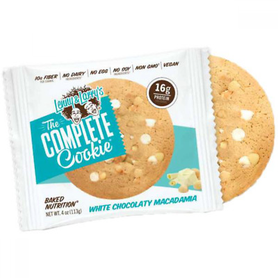 12 X Lenny & Larry's 113G The Complete Cookie