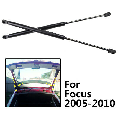 2x Rear Trunk Boot Support Tailgate Strut For Ford Focus Hatchback MK2 2005-2010