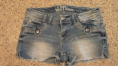 *** Very Gently Used ***  Wallflower Jean Shorts - Size 9