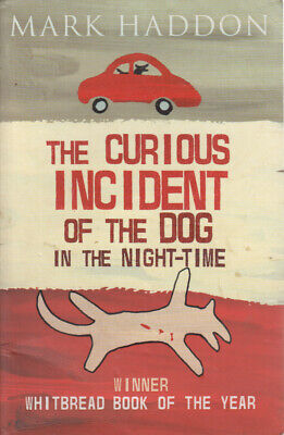 The Curious Incident of the Dog in the Night-Time; Mark Haddon VGC