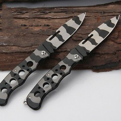 Exquisite multi-function knife camouflage knife outdoor camping tool fruit knife