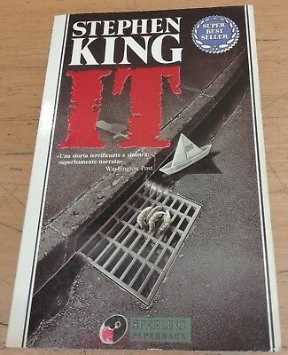 It - Stephen King - Sperling Paperback - 1993 [Sr130]
