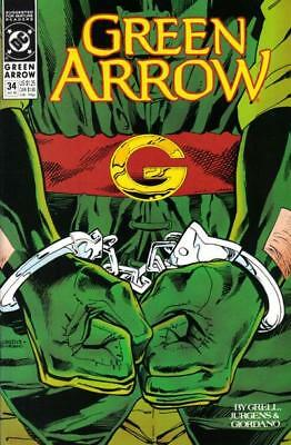 Green Arrow #34 (Vol 2)