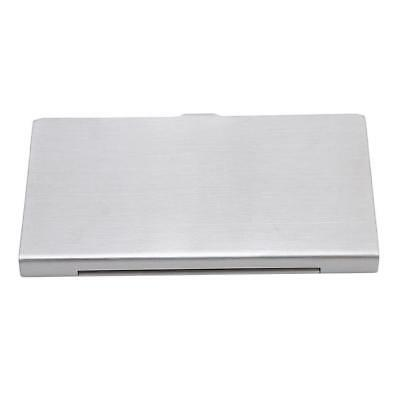 Deluxe Wallet ID Credit Card Holder Anti RFID Scanning Stainless Steel Case FW