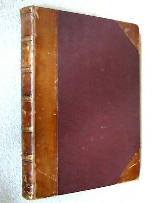 The Magazine Of Art. 1889.art Nouveau. Rossetti. Gladstone. Journalism. Netsukes