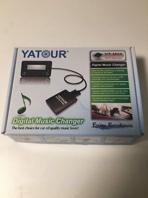 USB Aux MP3 Adapter Mazda 2 3 5 6 MX 5 RX8 Premacy SD Interface CD-Wechsler