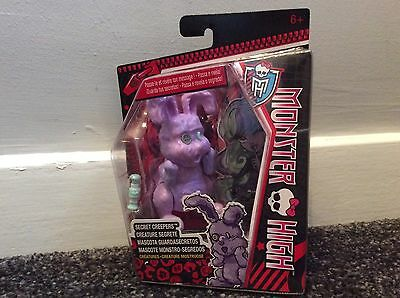 Mattel Monster High Secret Creepers: Dustin Twyla's pet