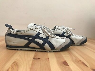 best service 44458 e41c7 ASICS ONITSUKA TIGER MEXICO 66 HL202 Birch/India Ink/Latte