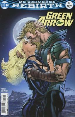 Green Arrow #8 Variant Cover by Neal Adams (Vol 5) DC Rebirth