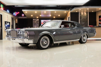 Lincoln Continental Mark III AACA Award Winner! Mark III, Lincoln 460ci V8, C6 Automatic, PS, PB, Disc, A/C