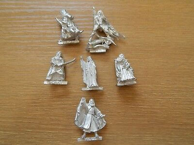 Warhammer Lord Of The Rings Figures X6