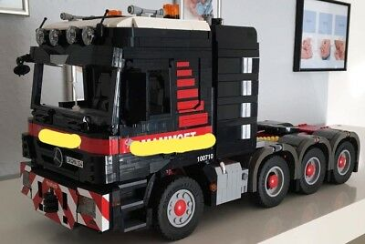 lego technic moc technic car lift carlift in red not. Black Bedroom Furniture Sets. Home Design Ideas