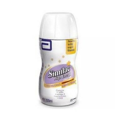 Similac High Energy (200ml) pack of 10