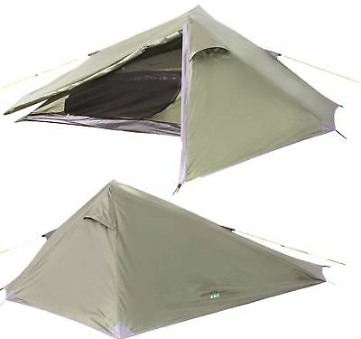 Yellowstone Tent Matterhorn 1 Man Person Camping Quick Easy Pitch 2000Hh
