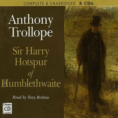 Anthony Trollope - 24 Titles, Audiobook Collection on 3 x mp3 DVD's