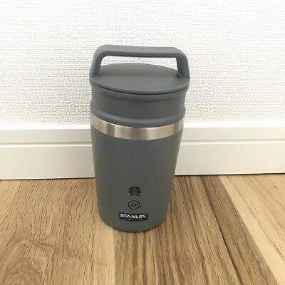 Starbucks Fragment design STANLEY Stainless steel bottle gray NEW japan limited