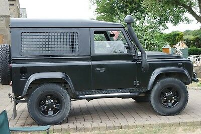 land rover defender 2008, 2.4 tdci