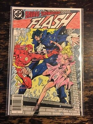 THE FLASH #2 (DC, 1987) Combine Shipping Discount