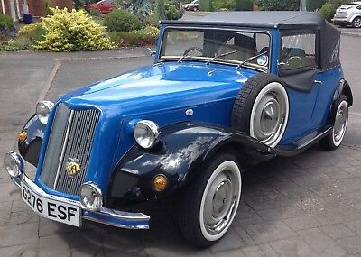 Canard Deauville Four Seater Convertible Kit Car With Clip On Hard Top