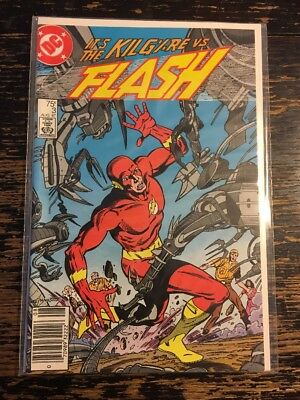 The Flash Comic Book #3  (DC,1987) Combine Shipping Discount