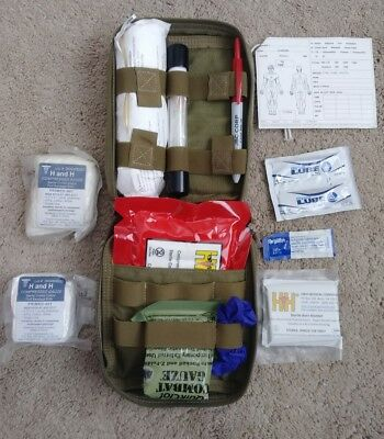 NEW London Bridge LBT-2648B Medical Assault Kit IFAK Tan 499 Navy SEAL NSW