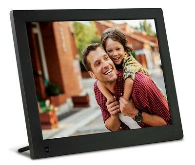 NIX Advance 12 Inch Hi-Res Digital Photo & HD Video (720p) Frame with motion