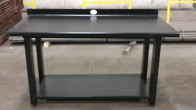 29x60 Welding Work Bench 8g Formed Top