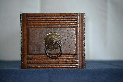 Vintage Sewing Machine Drawer by The New Home S.M. Co.