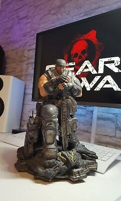 Gears of War Figur - Marcus Fenix - Epic Edition - Statue
