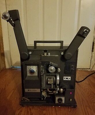 Bell & Howell Filmosound /16mm Motion Picture, Sound Projector, Model 1535 Cover