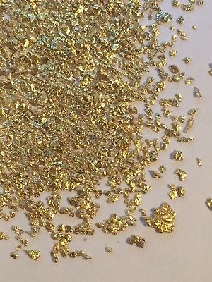 Gold Pay dirt 100% Unsearched and Guaranteed 30+Gold Nuggets Added. (1/2 lb Bag)