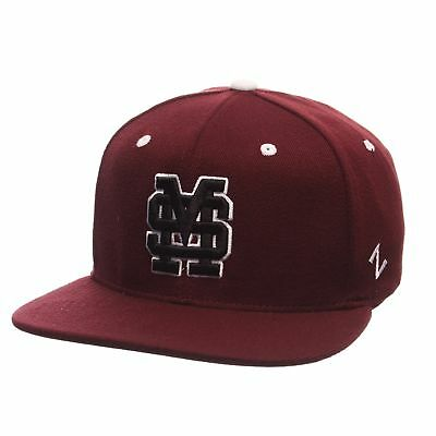 537f6ac20d96b2 Mississippi State Bulldogs Official NCAA 93 Small Hat Cap by Zephyr 959855