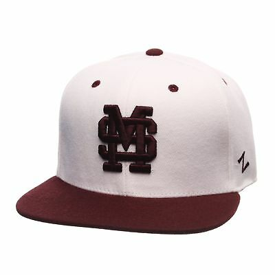 d1a6d6a40d824c Mississippi State Bulldogs NCAA 93 Size 8 Fitted Hat Cap by Zephyr 022061