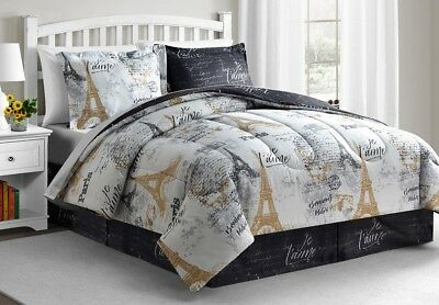 Lacoste Paris Comforter Set King