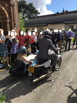 Mz 301 Saxon Tour With Squire Sidecar