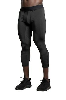 Adonis.gear- Combat, Black, Tights, Compression, Gym, Training, Running, Mens