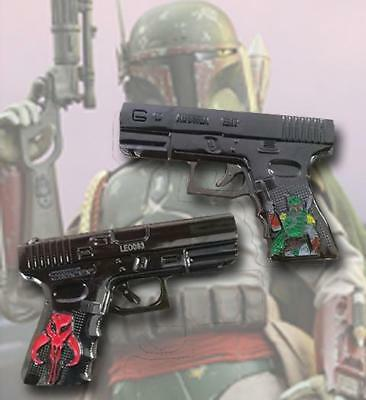 Boba Fett Glock Challenge Coin (3.25 inches) SDCC